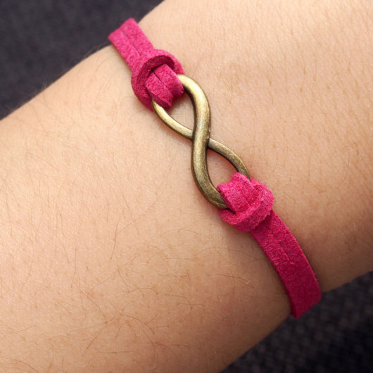 infinity bracelet-infinity,bracelet,bracelet infinity,charm bracelet,red bracelet