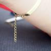 infinity bracelet yellow