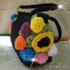 knitting handbag for mom,moms gift