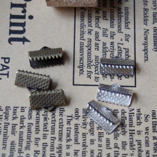 bracelet supplies-clip 13mm