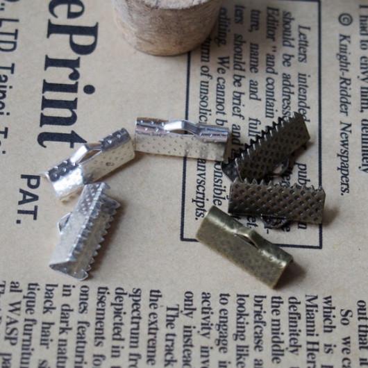 bracelet supplies-clip 16mm