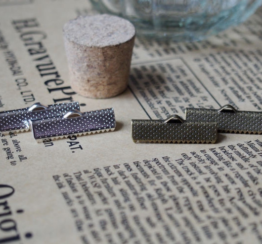 bracelet supplies-clip 25mm