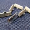bracelet supplies-folder clip