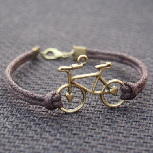 Bike bracelet for men for boy friend for father