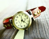 Wholesale Vintage Leather Watch Handmade