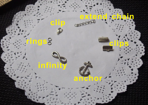 infinity anchor bracelet tutorial