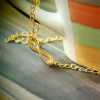 Gold-infinity-necklace-antique-style