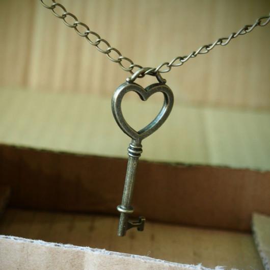 Love-Key-Necklace