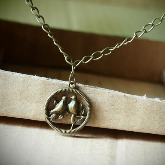 Love-birds-necklace-retro-fashion