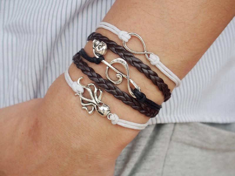 Своими руками браслеты для подростков