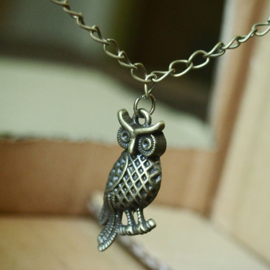 owl-pendant-necklace