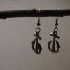 Silver-anchor-earrings-for-girl