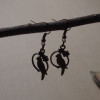 antique-bronze-parrot-earrings-for-girl-jewelry