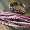 braid-leather-pink-craft-supplies