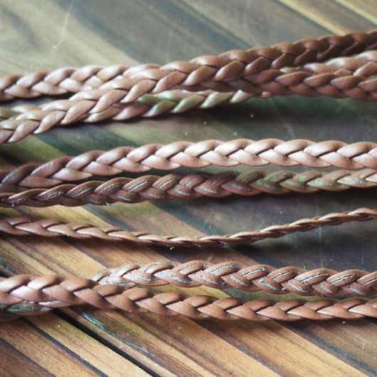 braided-leather-brown