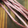 braided-leather-pink-color