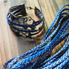 bulk-buy-braid-leather-cord-blue