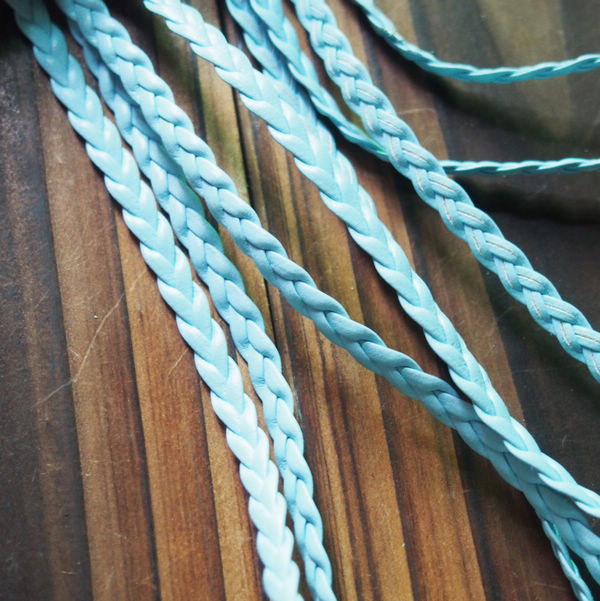 buy-craft-supplies-braided-leather-blue