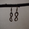 earrings-for-girl-women-infinity-sign