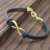 gold-infinity-bracelet-wholesale-handmade