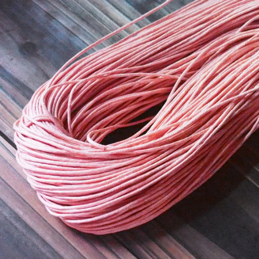 orange-wax-cord-making-bracelets-supplies