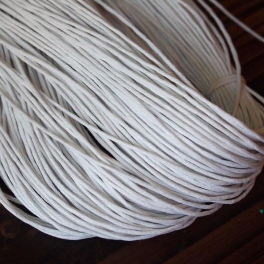 white-wax-cord