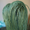 wholesale-wax-cord-in-army-green-color-online