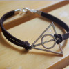 harry potter bracelet brown
