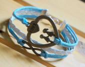 infinity-lover-charm-bracelet