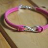 pink-infinity-bracelet-for-girl
