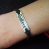 black-leather-bracelet-believe
