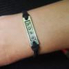 hope-bracelet-black-leather-wholesale