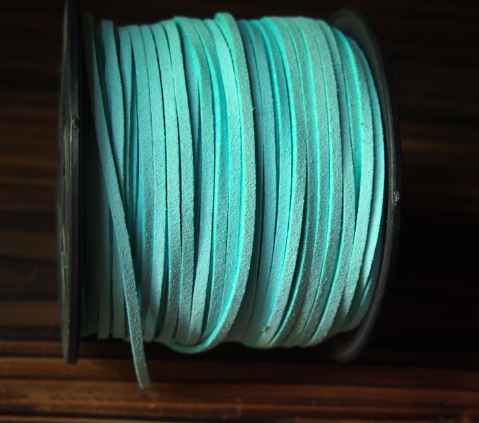 Korea imitation leather mint green craft supplies online for Wholesale leather craft supplies