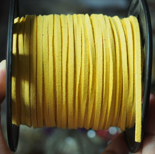 Korea imitation leather yellow craft supplies online for Wholesale leather craft supplies