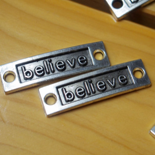 wholesale-alloy-pendants-silver-believe
