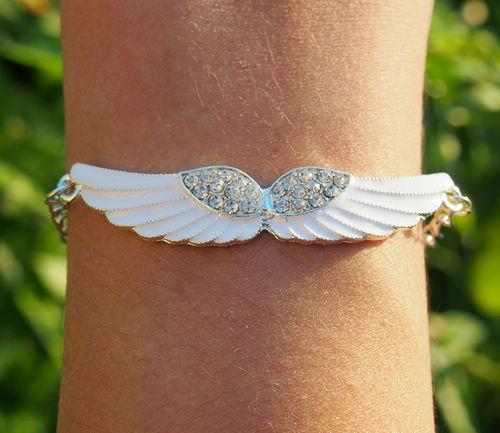 angel-wing-bracelet-bling-diamond-chain-bracelet-for-girl