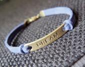dream-bracelet-handmade-wholesale-violet-leather