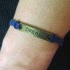 handmade-navy-blue-antique-bronze-single-bracelet