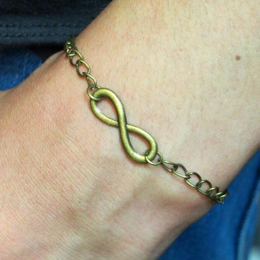 infinity-handmade-bracelet-with-china-antique-bronze