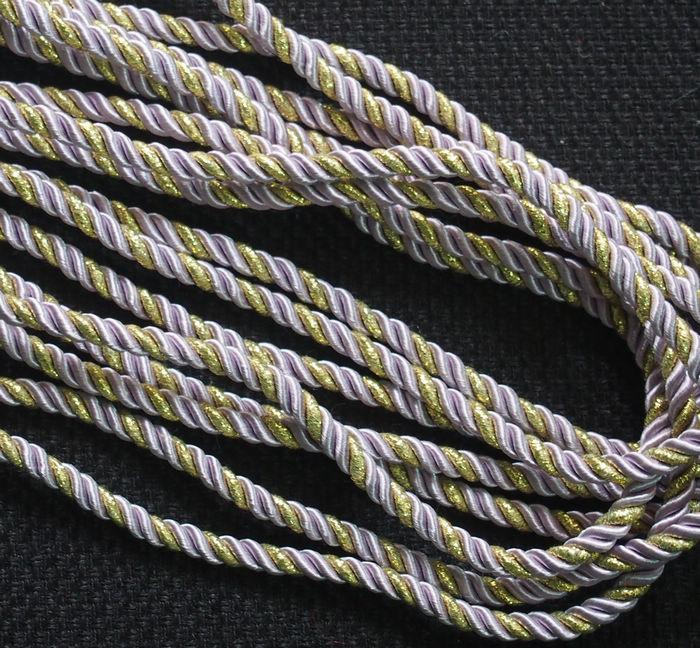 online-buying-silk-rope-craft-supplies-silver-gold