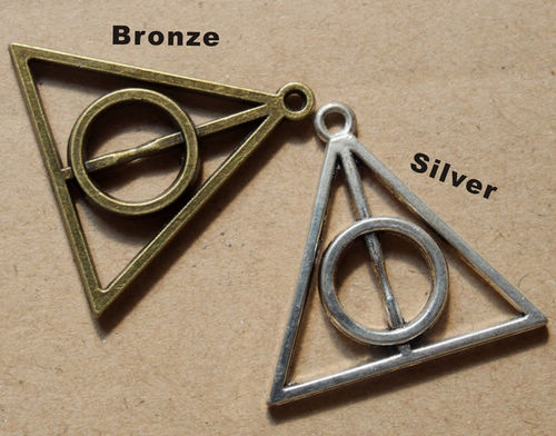 pendants of harry potter