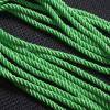 silk-rope-craft-supplies-green