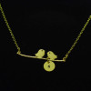 1-Initial-necklace-love-birds-necklace-18k-gold