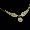 Angel-wings-necklace-with-one-disc-tag