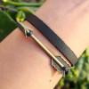 Arrow-leather-bracelet-for-men
