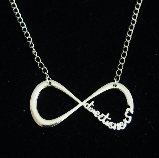 One-direction-necklace-Silver-forever-one-directioner-charms