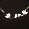 Personalized-Necklace-for-Mom-dad-charms-18k-white-gold-necklace