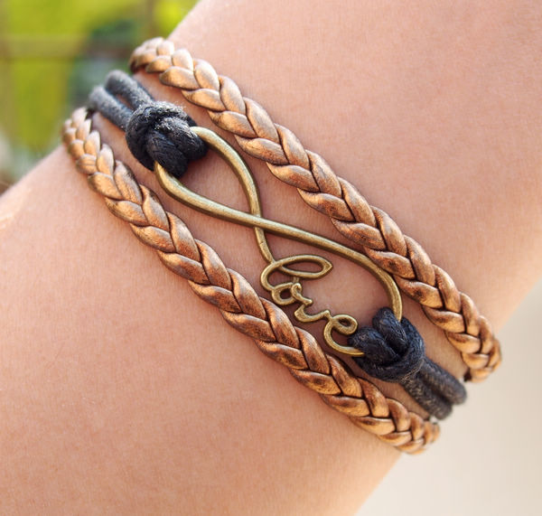 braid-leather-bracelet-with-big-infinity-love-charms-gold-copper-braid-leather