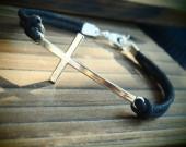 cross-bracelet-for-men-silver