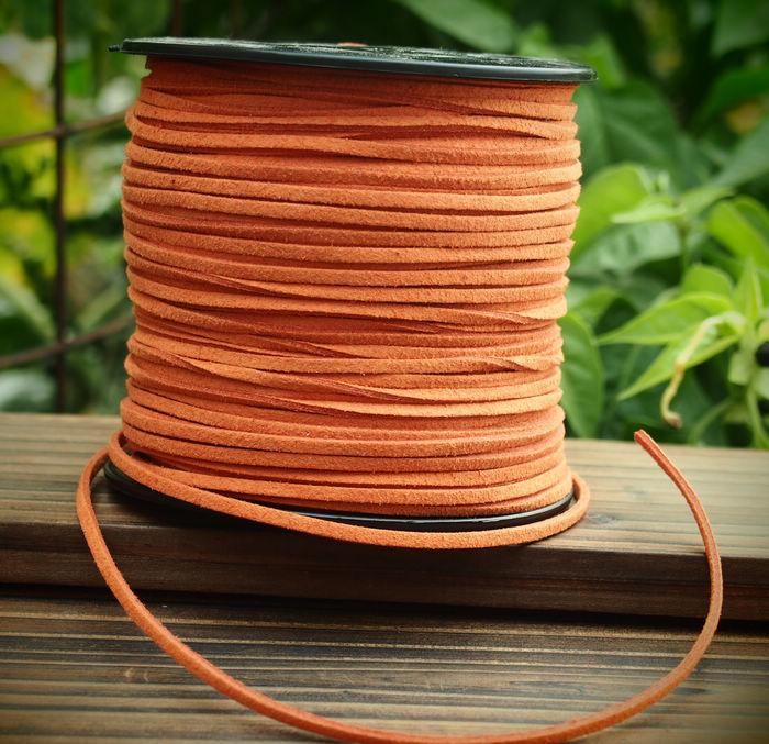 Imitation leather orange wholesale craft supplies online for Wholesale leather craft supplies